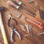Comment nettoyer ses outils rouillés ?