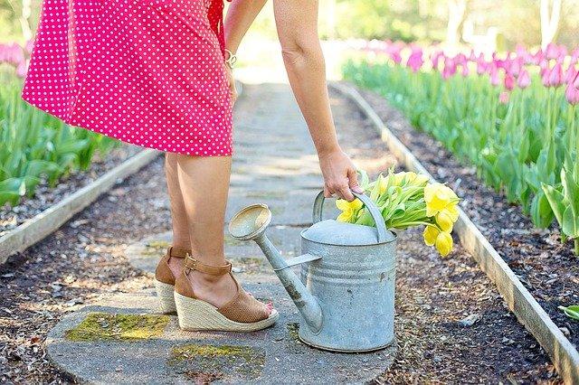 Outils pour femme : la nouvelle mode du jardinage